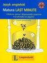 Matura Last Minute - język angielski