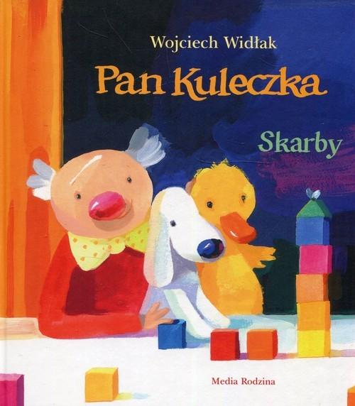 Pan Kuleczka Skarby Widłak Wojciech
