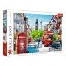 Puzzle 1000: Ulica Londynu