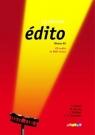 Edito niveau B2 + CD i DVD (Uszkodzona okładka) Brillant C., Bazou V., Racine R., Schenker J.-C