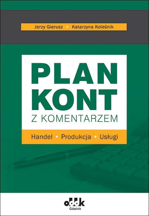 Plan kont z komentarzem Gierusz Jerzy Koleśnik Katarzyna