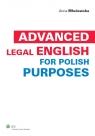 Advanced legal english for polish purposes Młodawska Anna