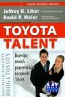 Toyota talent.