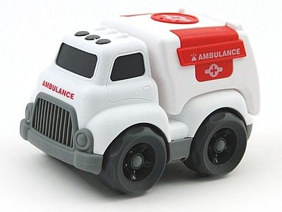 Ambulans Adar wolne koło (511576)