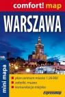 Warszawa - mini mapa 1:26 000