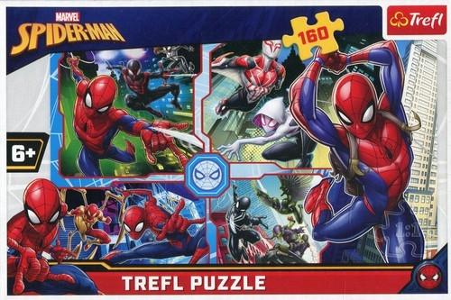 Puzzle 160: Spider-Man na ratunek (15357)