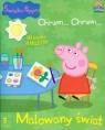 Świnka Peppa Chrum Chrum 3 Malowany świat