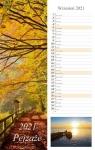 Kalendarz pasek 2021 - Pejzaże 13