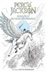 Percy Jackson Książka do kolorowania