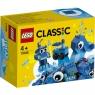 Lego Classic: Niebieskie klocki kreatywne (11006) Wiek: 4+