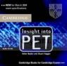 Insight into PET Audio CDs Helen Naylor, Stuart Hagger