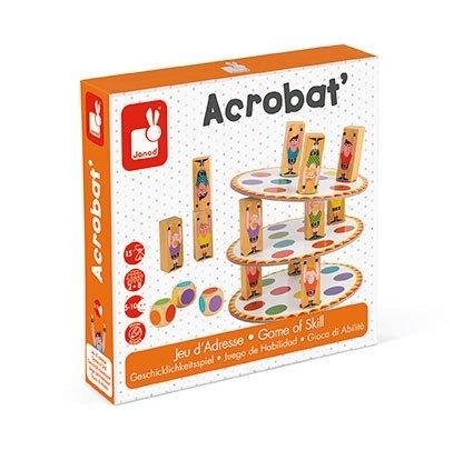 Gra zręcznościowa Akrobaci (J02757)