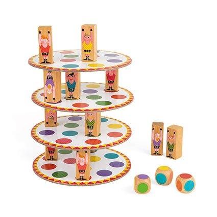 Gra zręcznościowa. Akrobaci (J02757)