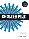 English File. Język angielski. Pre-Intermediate Student`s Book. Podręcznik dla liceum i technikum. Wydanie 3