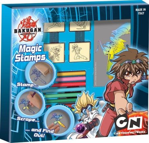 Pieczątki magic Bakugan
