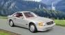 Model plastikowy Mercedes-Benz 300 SL (07657)