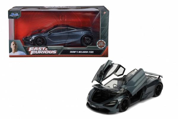 Autko Fast & Furious Shaws McLaren 720S 1/24 (253203036)