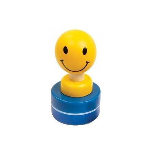 Pieczątka z uśmiechem