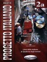 Progetto Italiano Nuovo 2A podręcznik Magnelli S