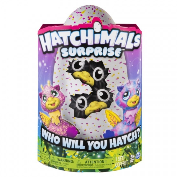 Jajko Hatchimals Suprise - Żyrafiak (6037097)