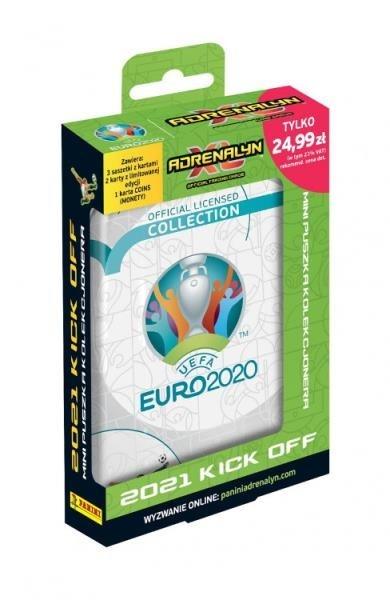 Karty UEFA Euro 2021 Mini puszka (048-01557)