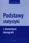 Podstawy statystyki z elementami demografii Malinowski Andrzej