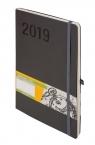 Kalendarz 2019 Impresja B5 szary