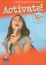 Activate! B1+ Workbook with key z płytą CD Barraclough Carolyn, Roderick Megan