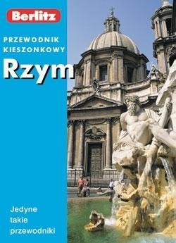 Rzym. Przewodnik Berlitz praca zbiorowa