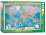 Puzzle 1000: Mapa Świata