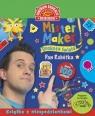 Mister Maker (Pan Robótka) Dookoła świata Książka z niespodziankami