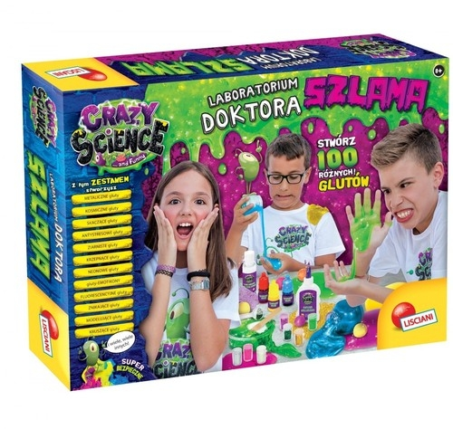 Crazy Science: Laboratorium Doktora Szlama (68685)