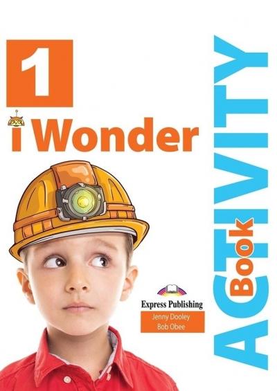 I Wonder 1. Activity Book + DigiBook (Zeszyt ćwiczeń + DigiBook) Jenny Dooley, Bob Obee