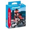 Playmobil Special Plus: Kierowca motocrossowy - figurka (9357)Wiek: 4+