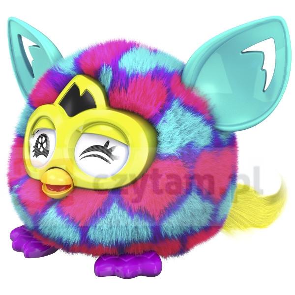HASBRO Furby Furblings różowe serduszka (A6100)