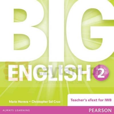 Big English 2 Teacher's eText CDR Mario Herrera, Christopher Sol Cruz