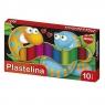 Plastelina Mona, 10 kolorów