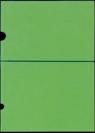 Notatnik B7 Paper-oh Buco Lime Green gładki