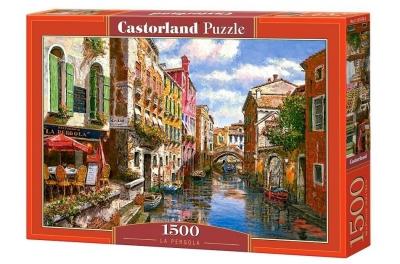 Puzzle 1500 La Pergola CASTOR