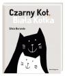 Czarny Kot Biała Kotka Borando Silvia