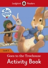 Peter Rabbit: Goes to the Treehouse Activity book
