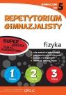 Repetytorium gimnazjalisty - fizyka + tablice