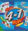 4 w 1 Flagi (0557)Wiek: 4+