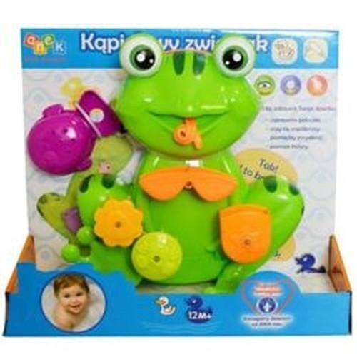 Kąpielowy zwierzak Żaba