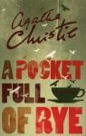 A pocket full of rye Christie Agatha
