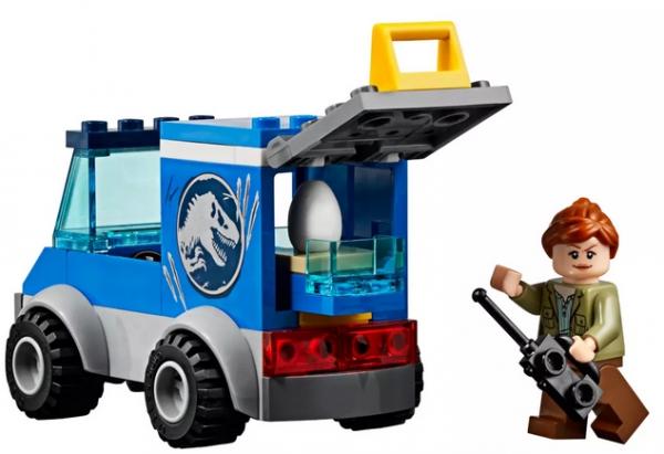 Lego Juniors: T.rex na wolności (10758)