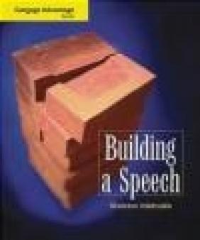 Building a Speech Sheldon Metcalfe