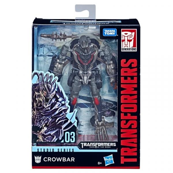 Transformers DELUXE CROWBAR (E0701/E0741)