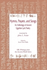 Hymns, Prayers, and Songs