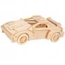 Łamigłówka drewniana Gepetto - Samochód rajdowy (106143) Wiek: 6+